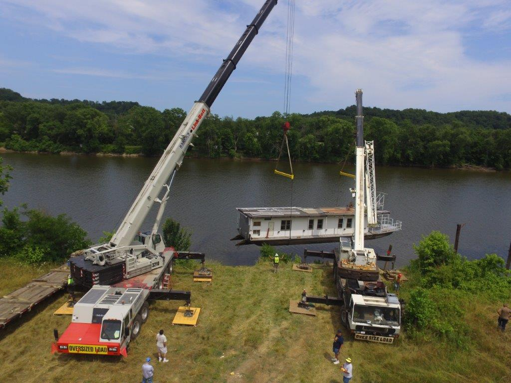 Welding Services Crane Services Ohio Pa And West Virginia