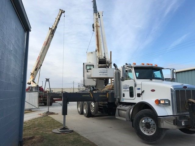 Bakers Welding Crane Boom Trucks 38 2