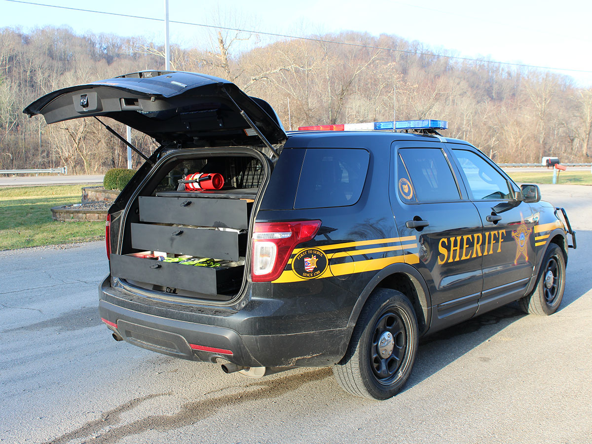 Muskingum County Sheriffs Department Special Metal Box Fabrication Project 3.JPG